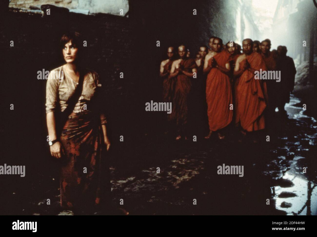 Patricia Arquette au-delà de Rangoon Banque D'Images