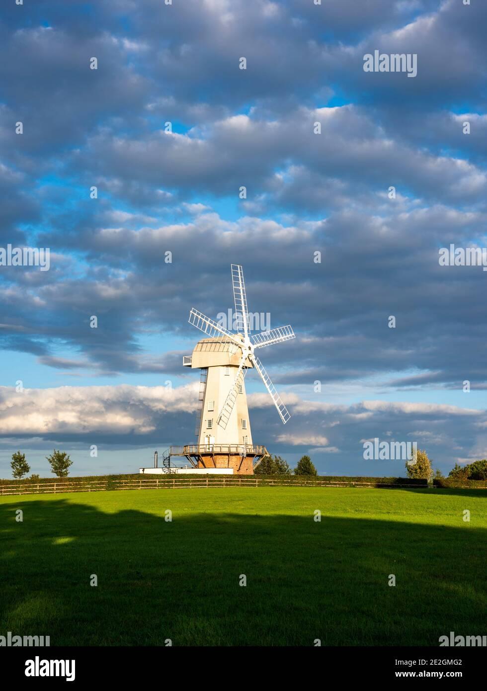 Ringle Crouch Green Mill à Sandhurst, Kent. ROYAUME-UNI Banque D'Images