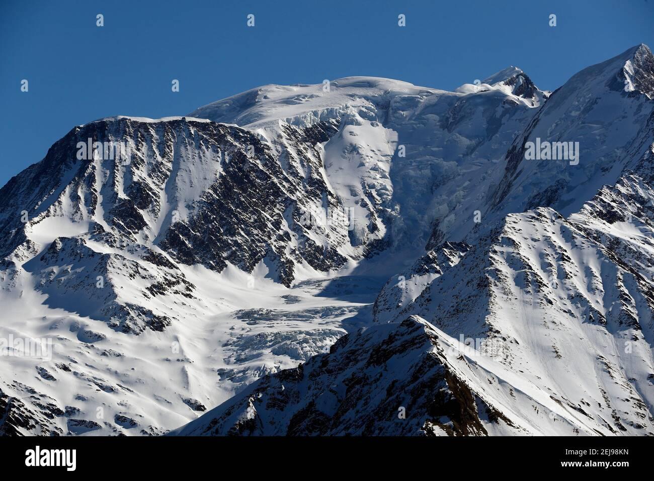 Alpes Français Banque D'Images