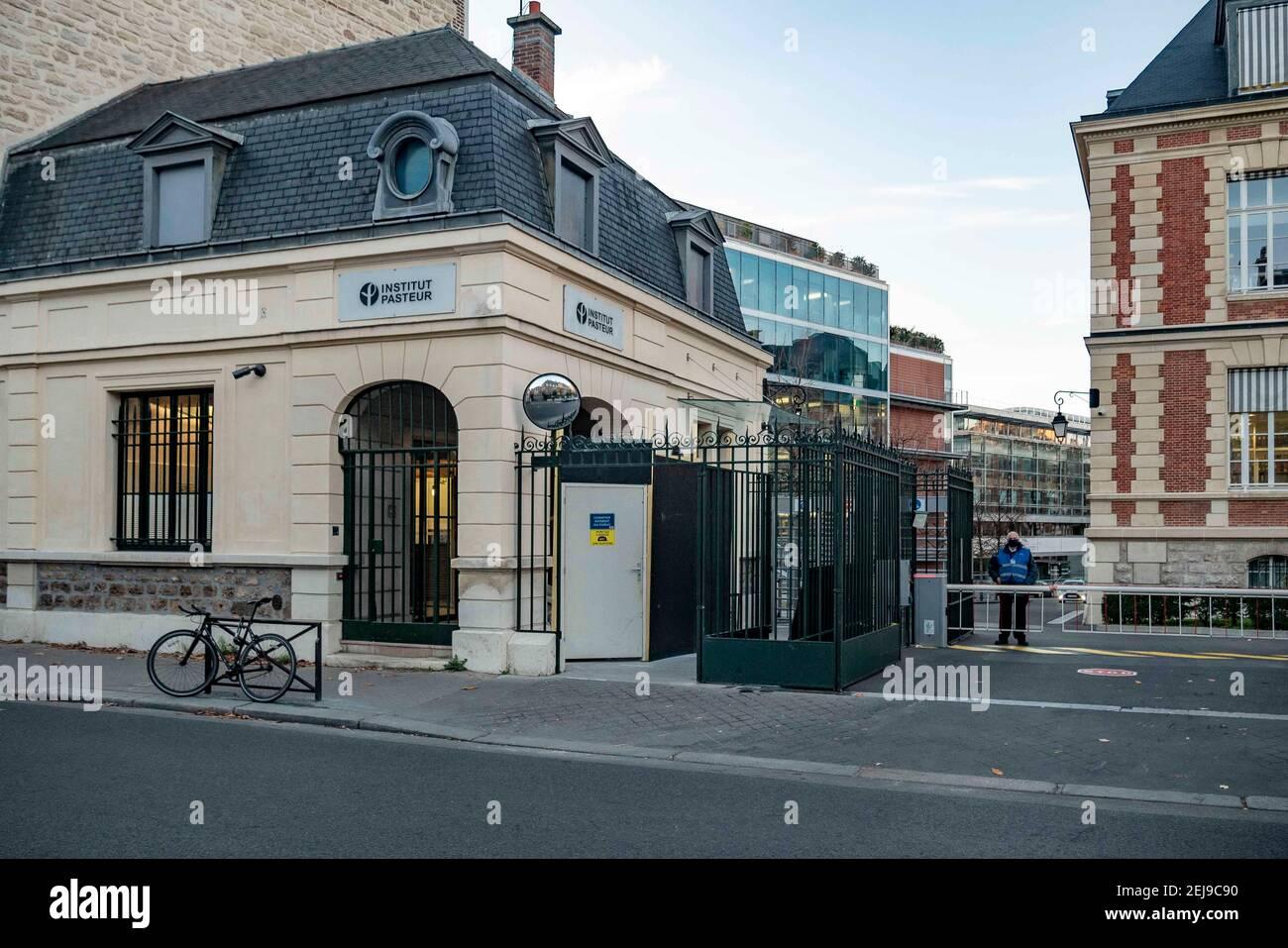 Institut pasteur Banque D'Images