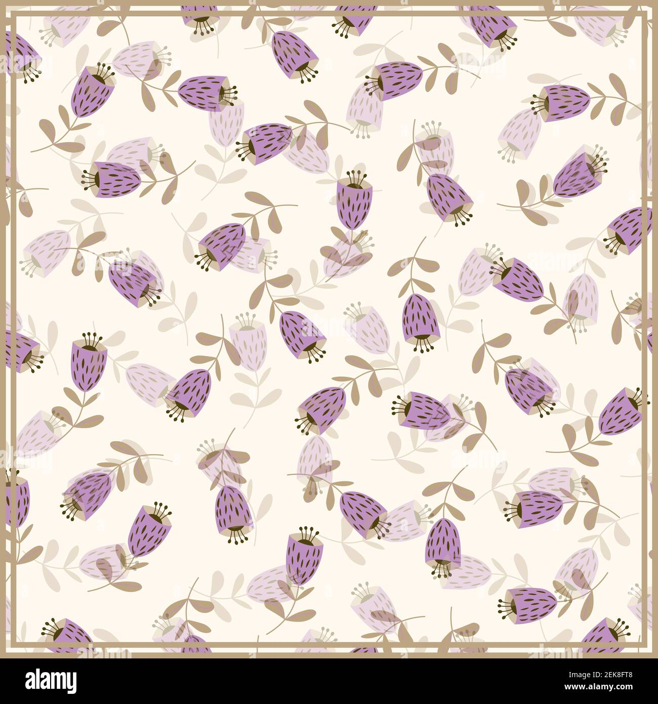 Violet Lilas Rouge Rose Argent à motifs poche carré handerchief