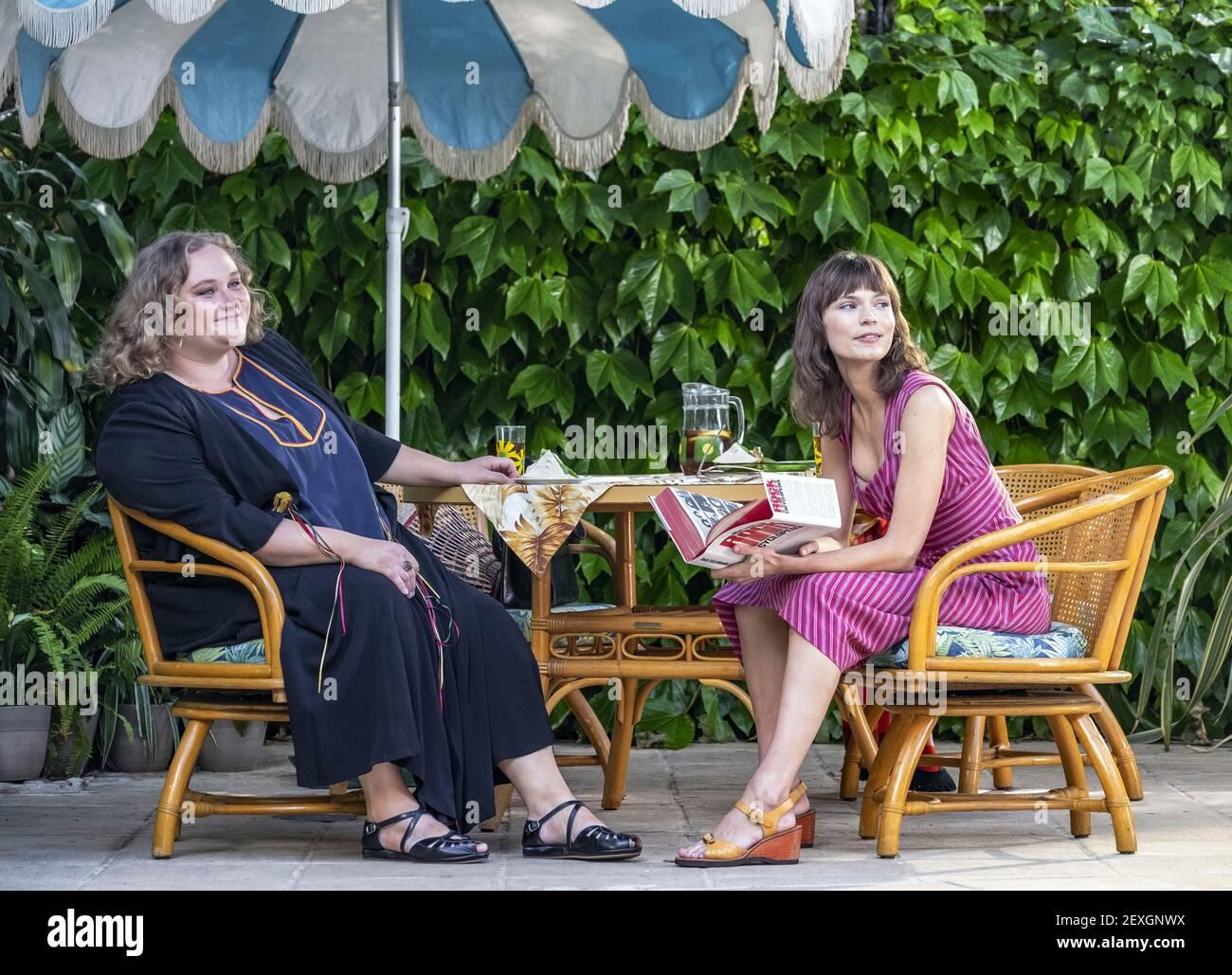 MACDONALD,COBHAM-HERVEY, JE SUIS FEMME, 2019 Banque D'Images