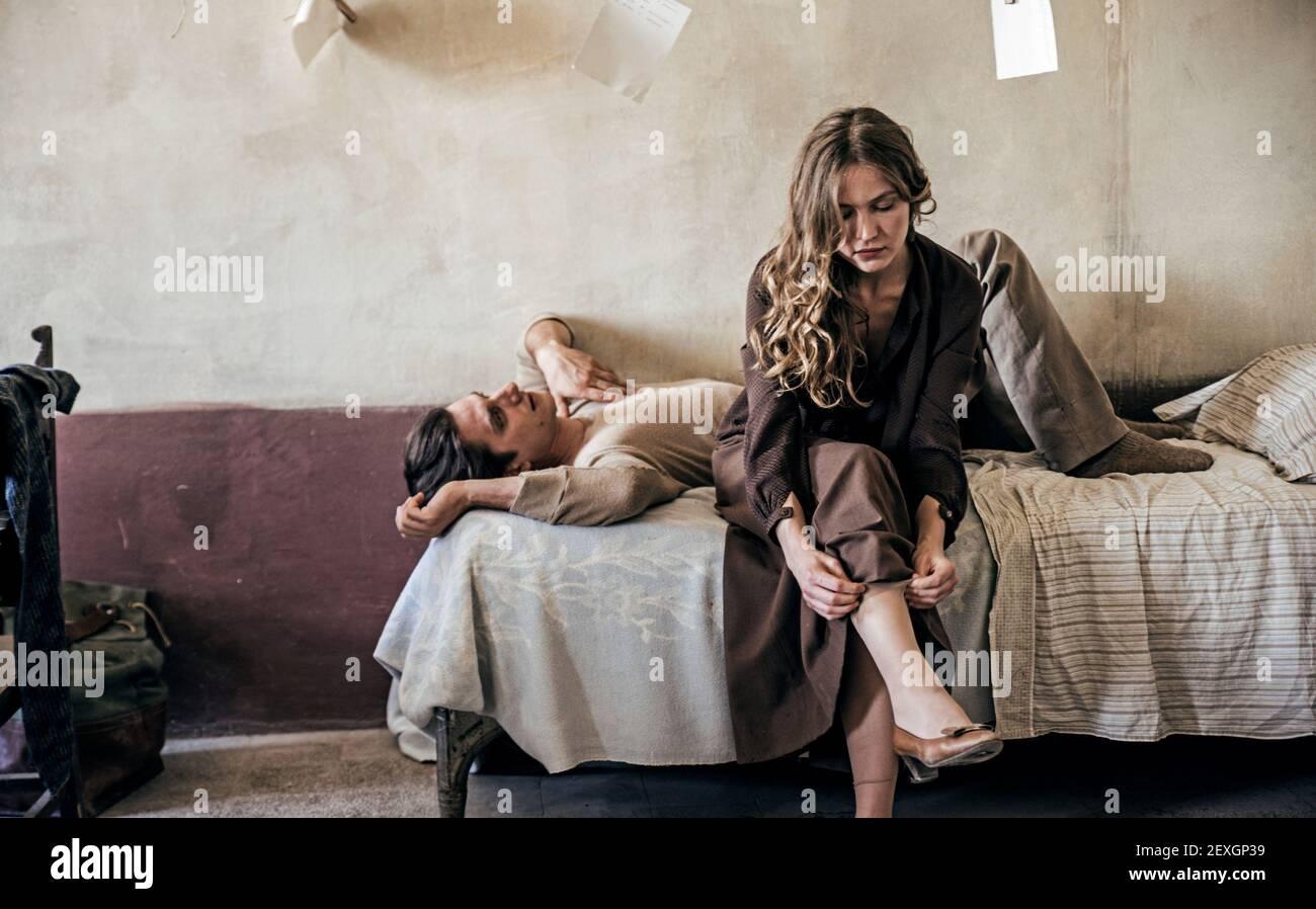 MARINELLI, CRESSY, MARTIN EDEN, 2019 Banque D'Images
