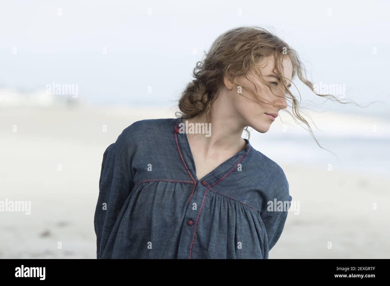 SAOIRSE RONAN, PETITES FEMMES, 2019 Banque D'Images