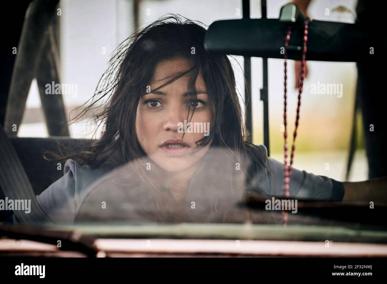NATALIA REYES, TERMINATOR: DARK FATE, 2019, ©KERRY BROWN/PARAMOUNT Banque D'Images
