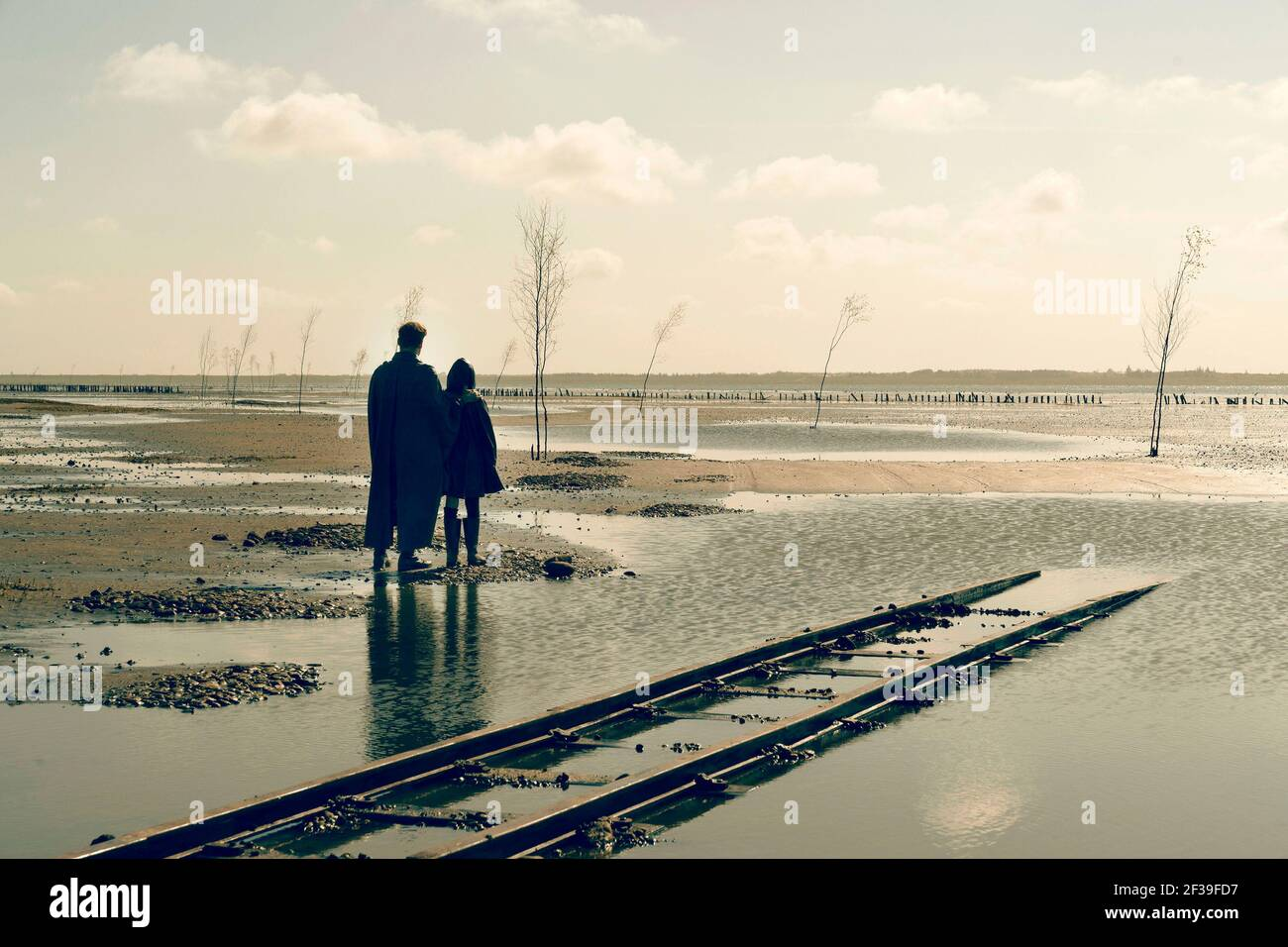 LA LEÇON ALLEMANDE (2019) -titre original: DEUTSCHSTUEDN-, réalisé par CHRISTIAN SCHWOCHOW. Crédit : FILM DU SÉNATEUR PRODUCTION / Album Banque D'Images