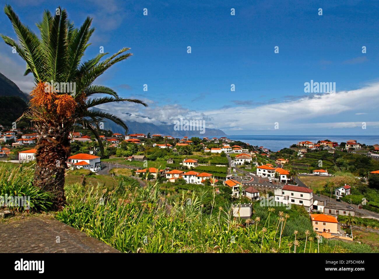 Géographie / Voyage, Portugal, Ile de Madère, lieu de pèlerinage Ponta Delgada, droits-supplémentaires-décharge-Info-non-disponible Banque D'Images