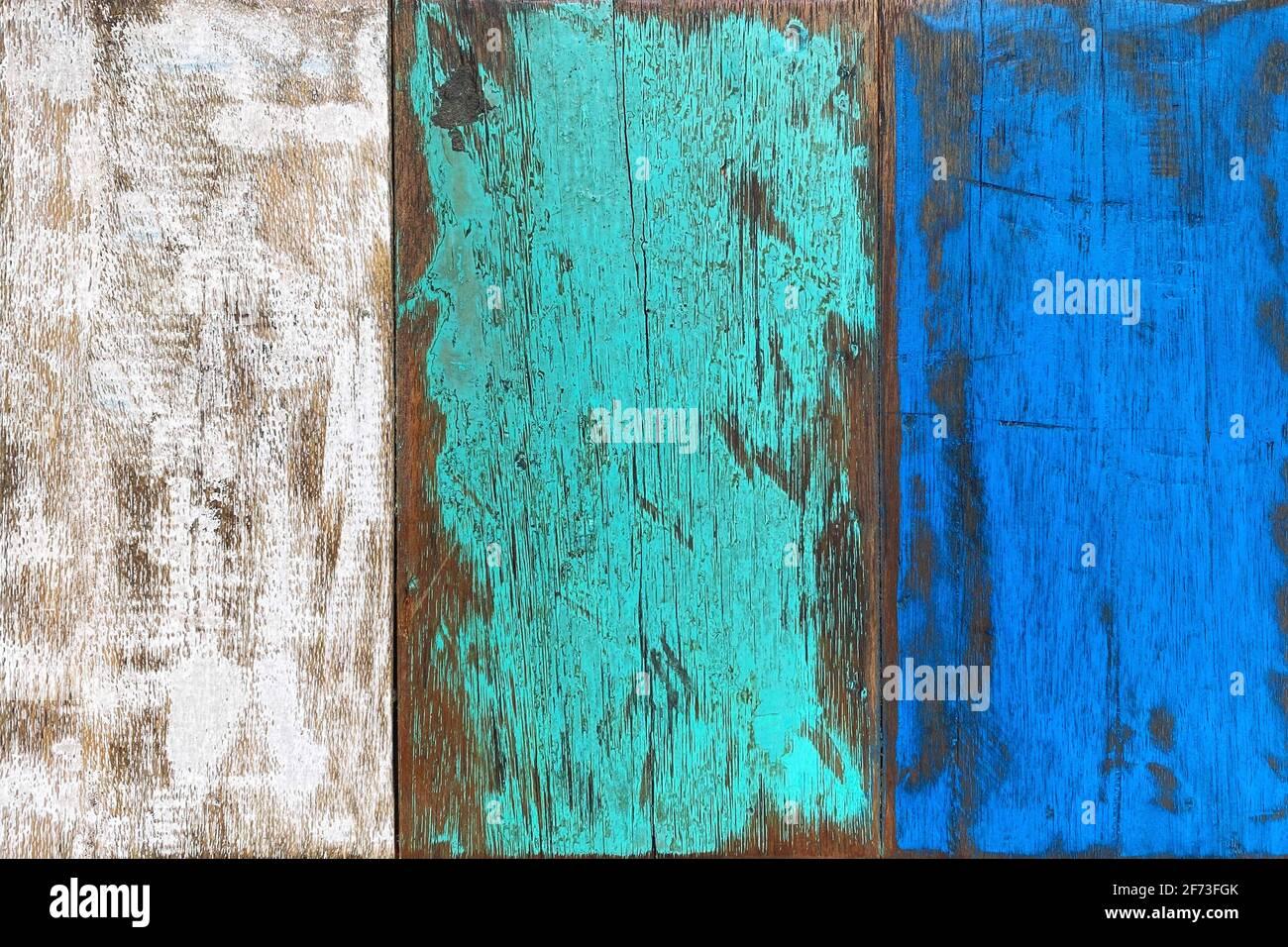 Arrière-plan en bois. Style vintage rustique texture bois Banque D'Images