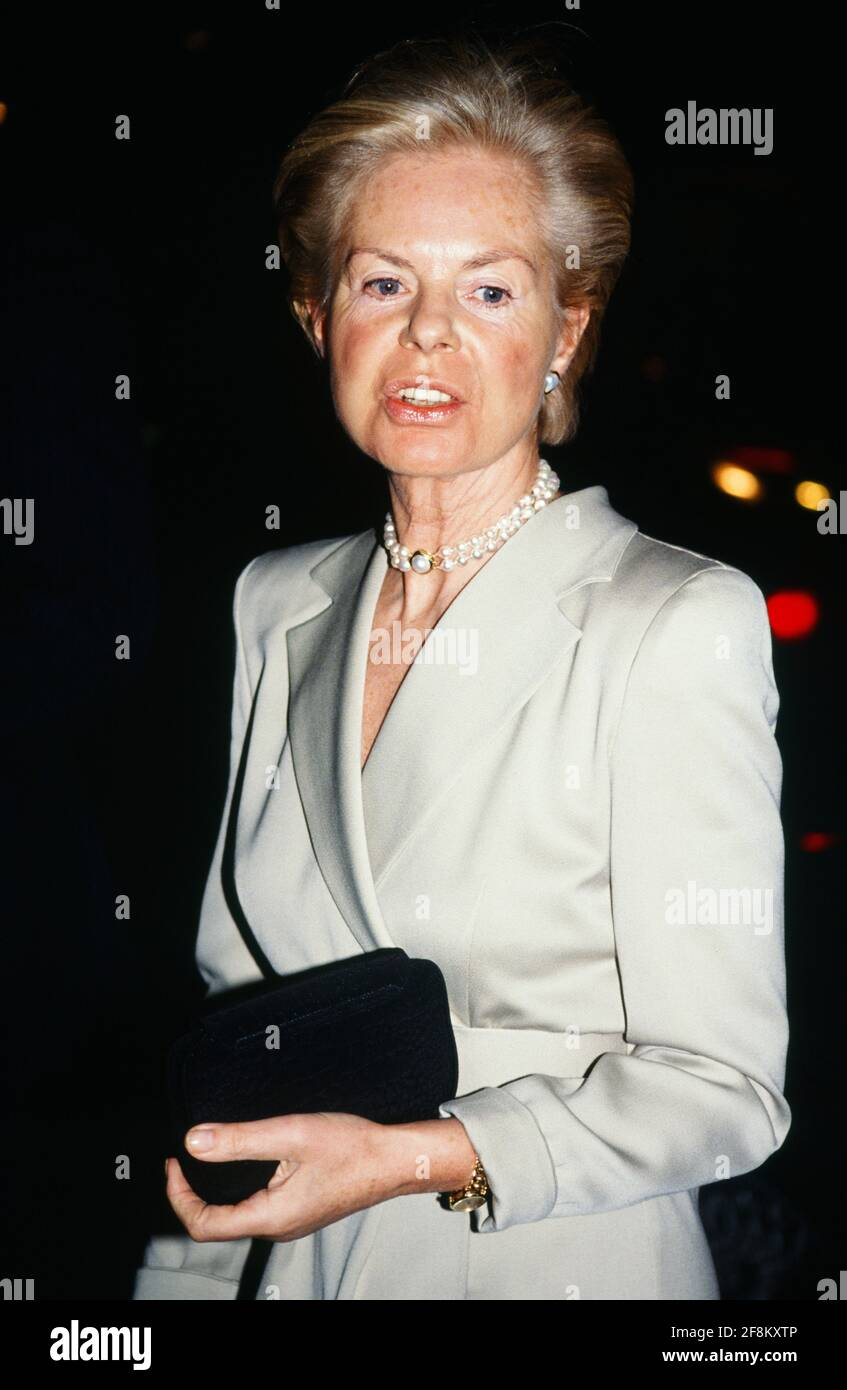 Katharine, duchesse de Kent Banque D'Images