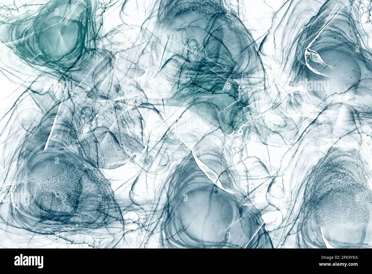 Papier numérique abstrait. Texture de marbre. Fond de mur en pierre Banque D'Images