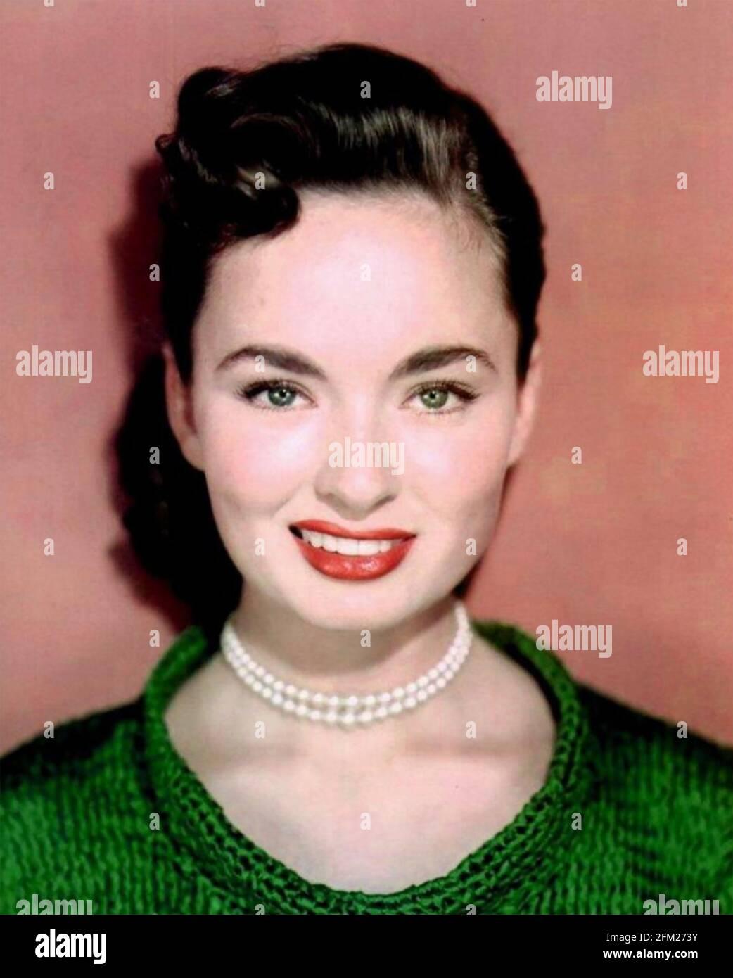 ANN BLYTH actrice et chanteuse américaine vers 1949 Banque D'Images
