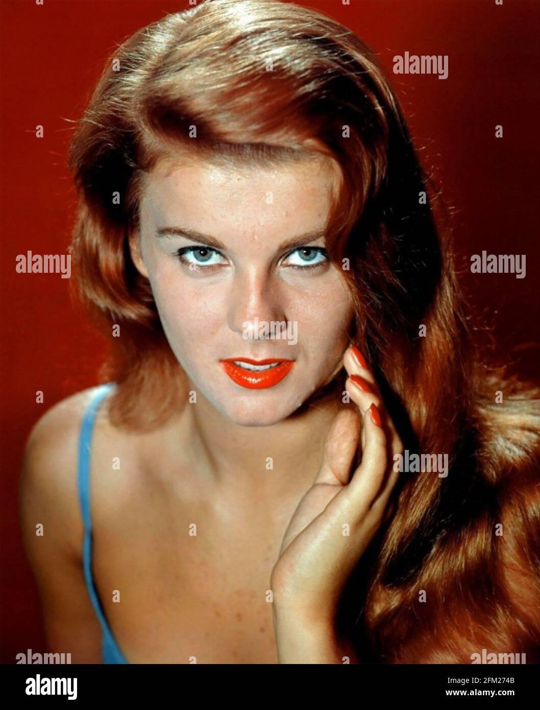 ANN-MARGARET actrice et chanteuse suédoise-américaine vers 1965 Banque D'Images