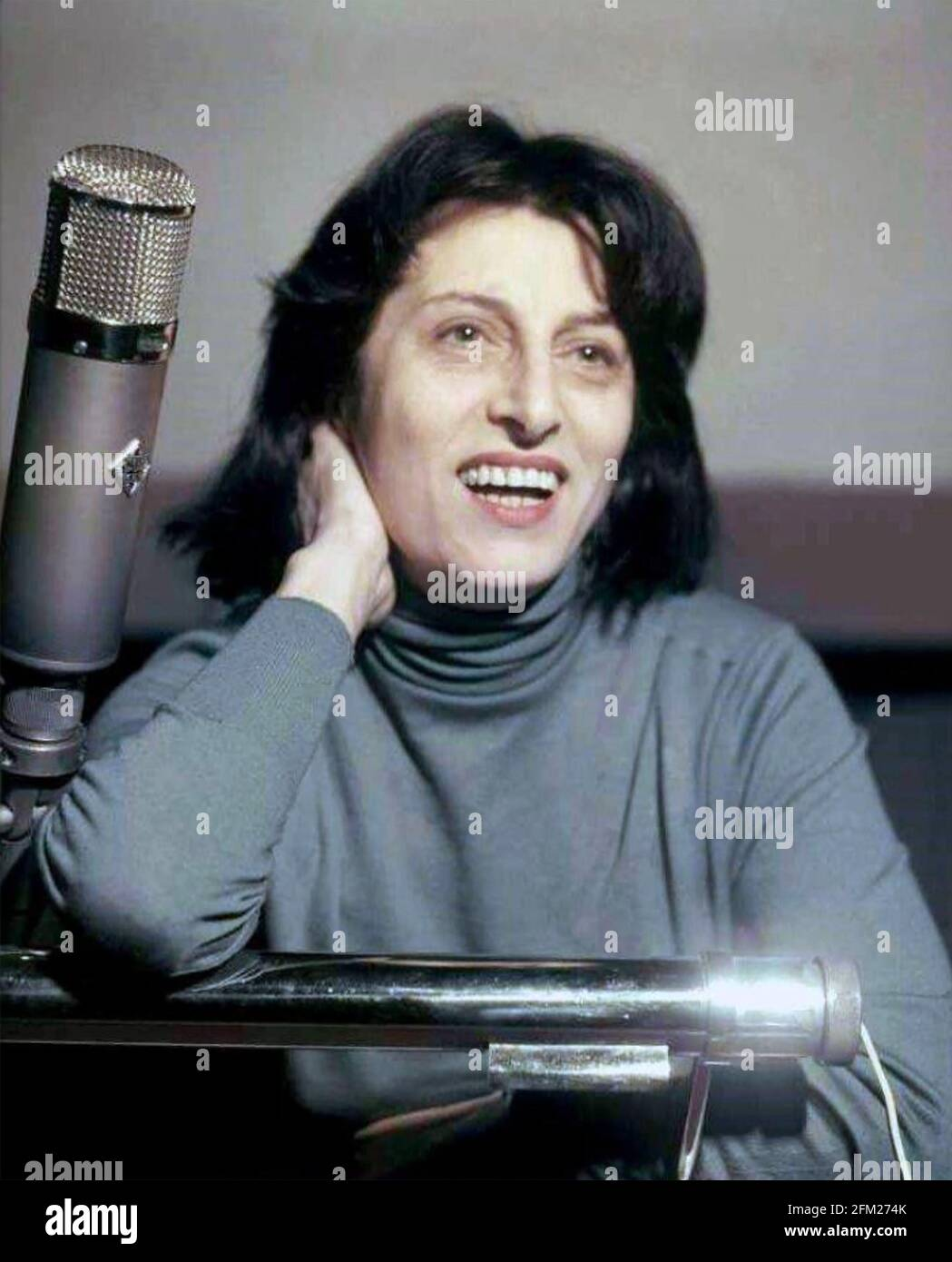 ANNA MAGNANI (1908-1973) actrice italienne vers 1945 Banque D'Images