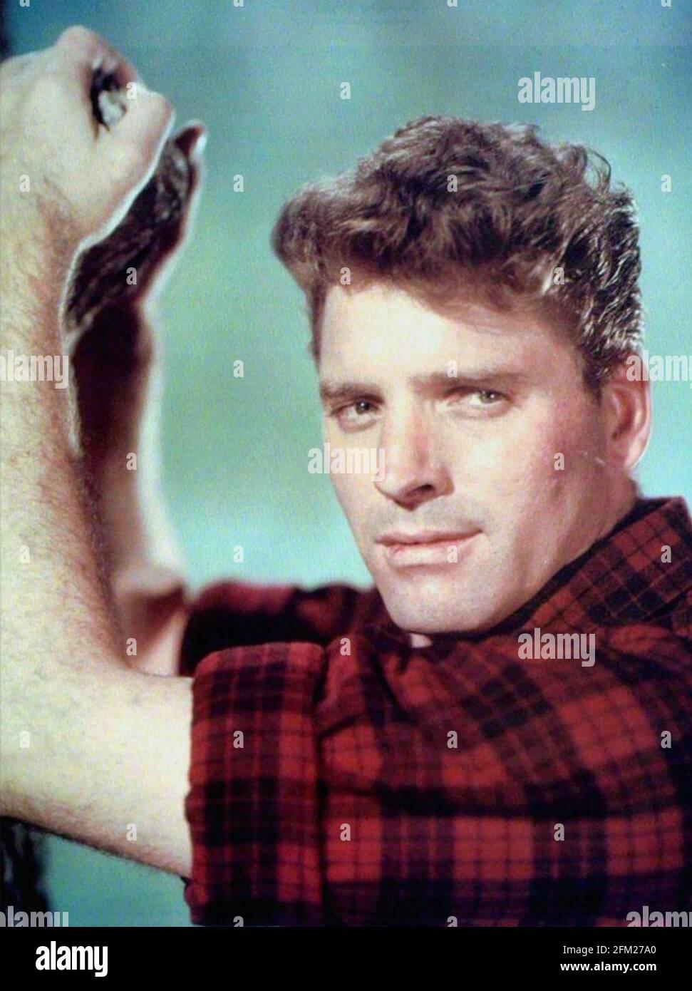 BURT LANCASTER (1§913-1994) acteur et producteur américain vers 1945 Banque D'Images