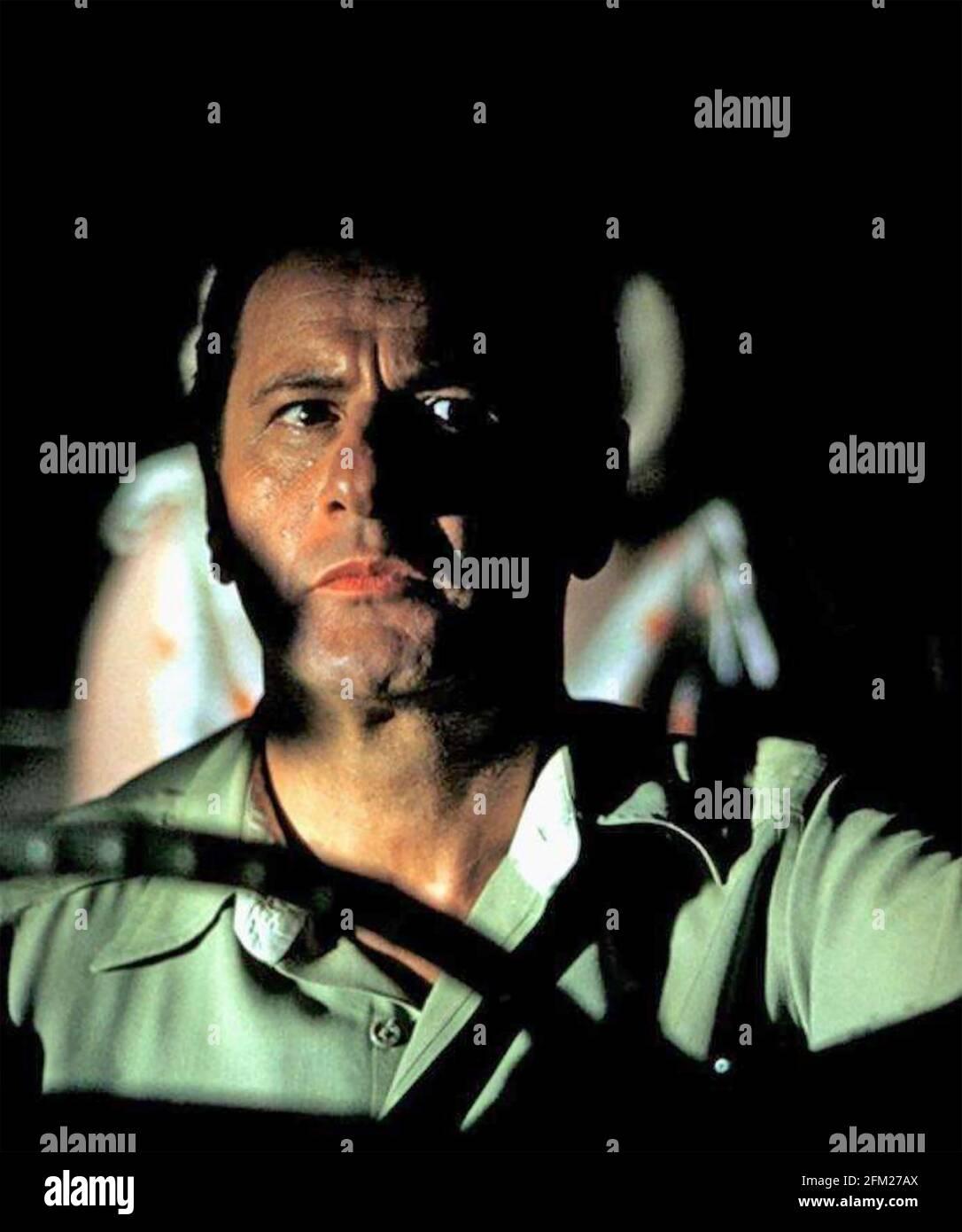 ELI WALLACH (1915-2014) scène et acteur américain dans non identifié film Banque D'Images