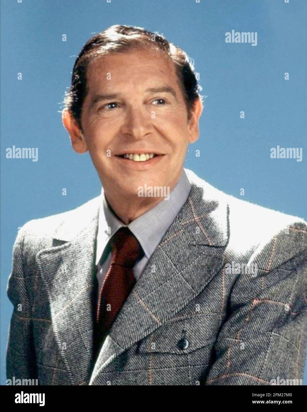 MILTON BERLE (1908-2002) acteur et comédien américain vers 1978 Banque D'Images