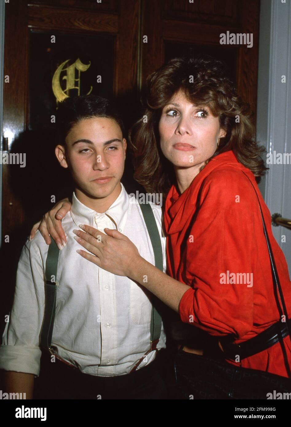 Michele Lee et son Circa années 80 crédit: Ralph Dominguez/MediaPunch Banque D'Images