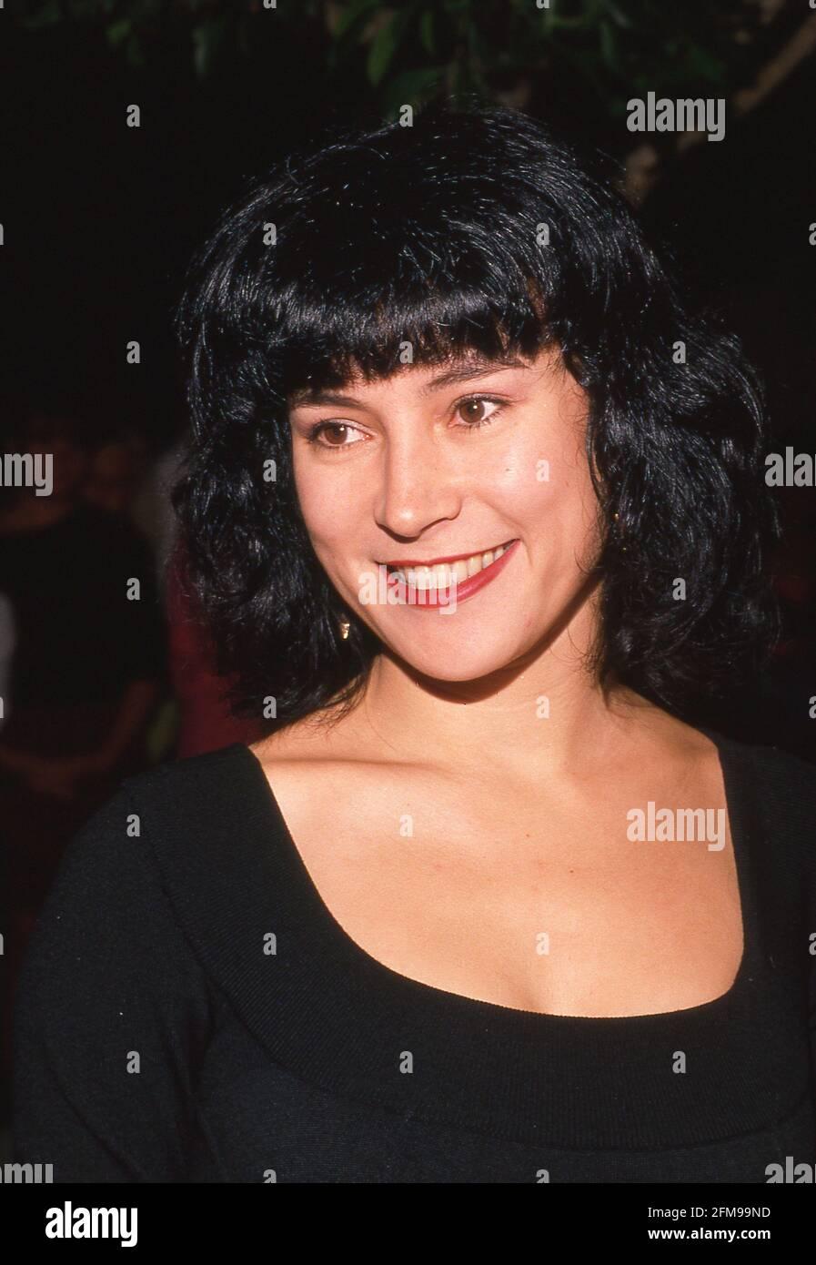 Jennifer Tilly juin 1989. Crédit: Ralph Dominguez/MediaPunch Banque D'Images