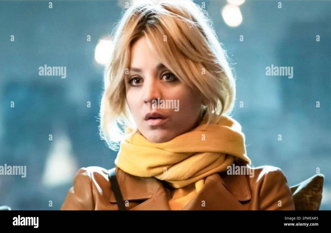 LA série télévisée 2020> Warner Media Direct/HBO TV avec Kaley Cuoco comme Cassie Bowden Banque D'Images