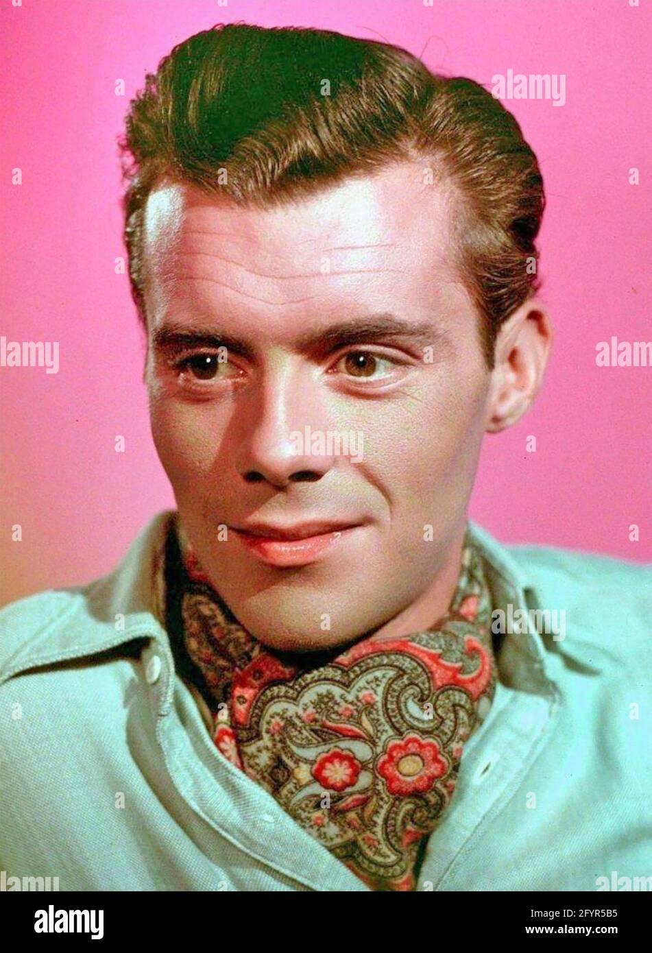 DIRK BOGARDE (1921-1999) acteur et écrivain de film Emglaish vers 1950 Banque D'Images