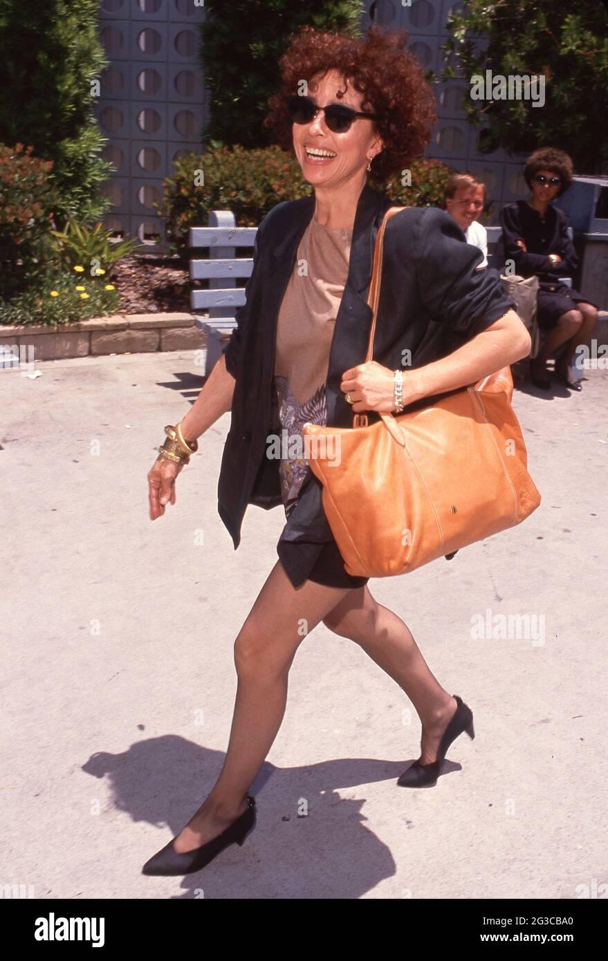 Rita Moreno Circa années 80 crédit: Ralph Dominguez/MediaPunch Banque D'Images