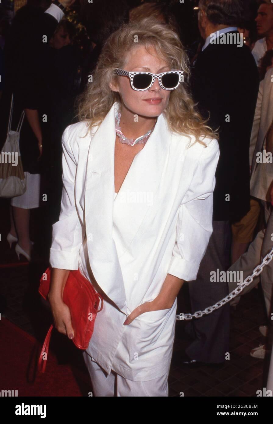 Beverly d'Angelo Circa années 80 crédit: Ralph Dominguez/MediaPunch Banque D'Images