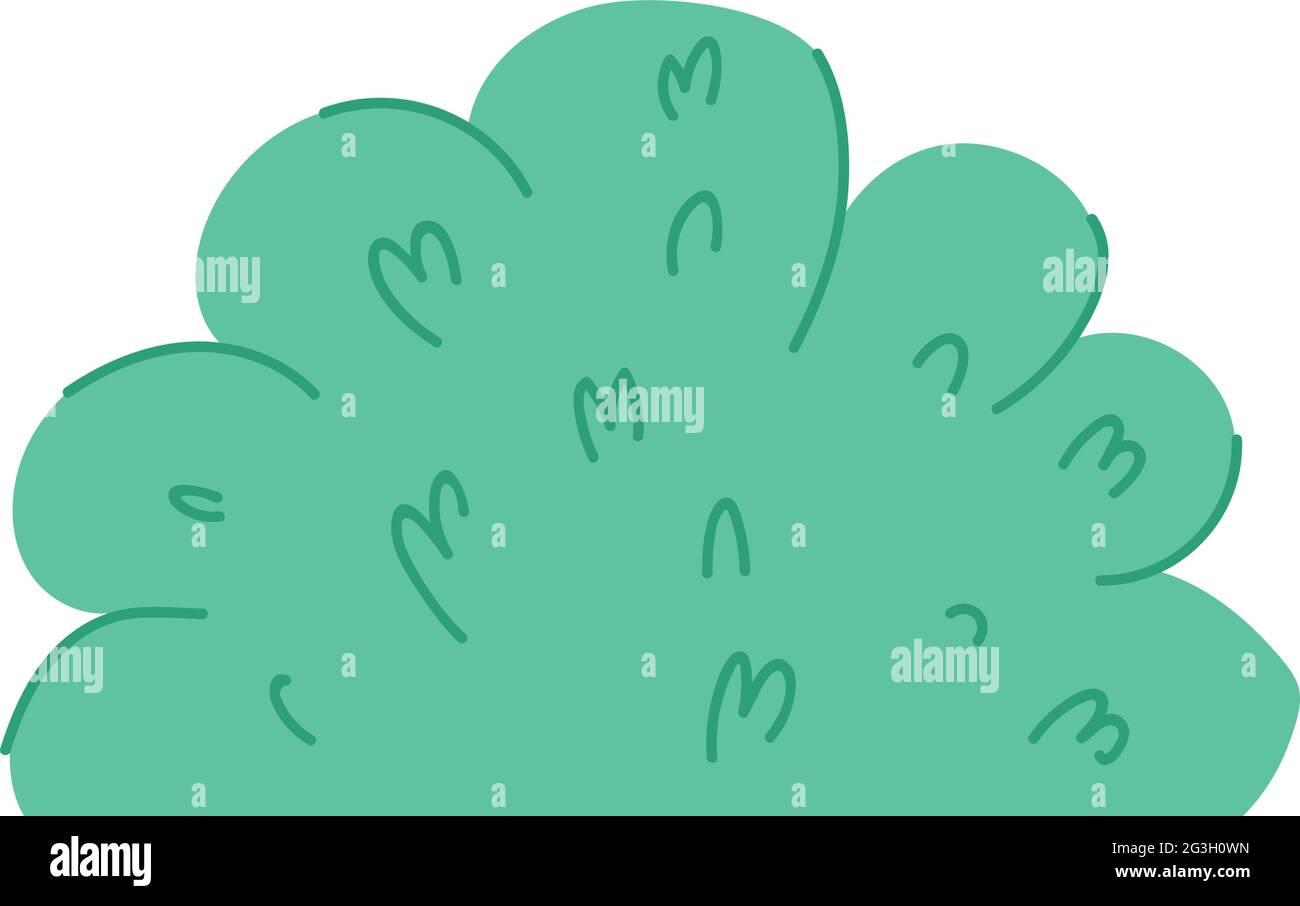 illustration de la bague verte Illustration de Vecteur