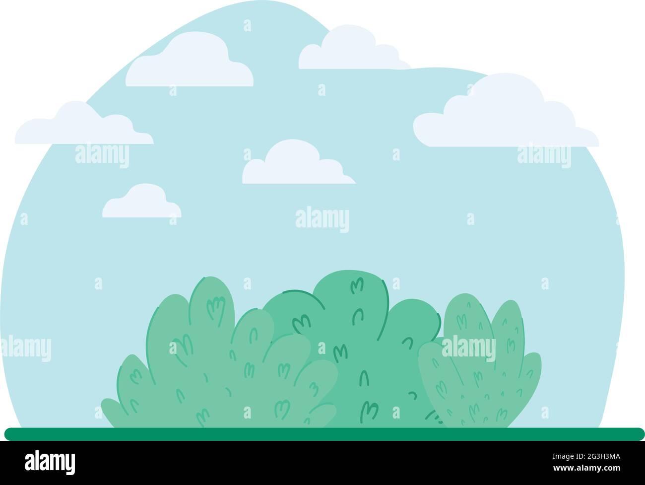 conception de bagues vertes Illustration de Vecteur