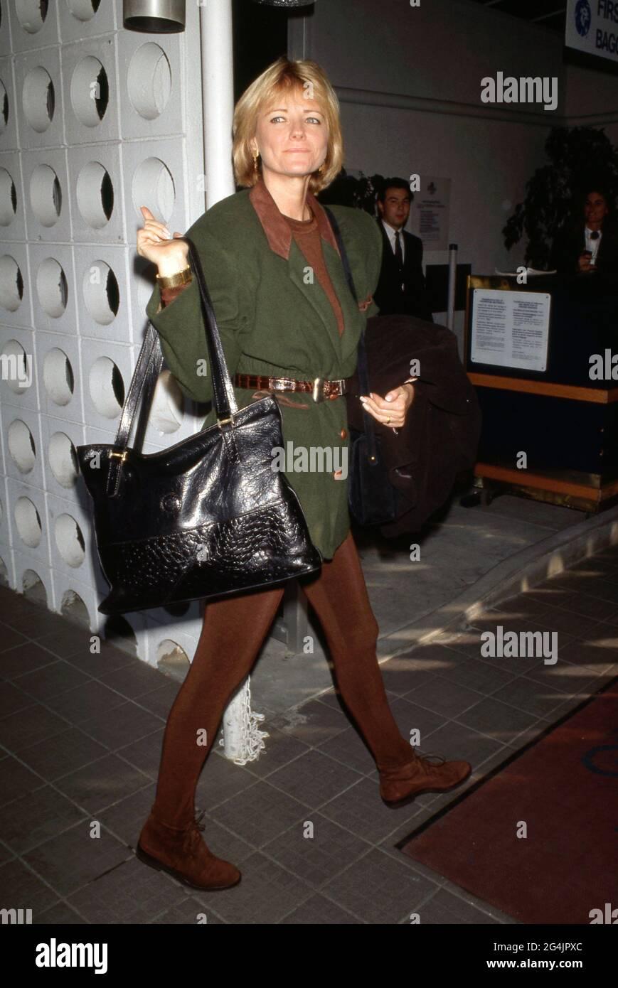 Cheryl Tiegs Circa années 80 crédit: Ralph Dominguez/MediaPunch Banque D'Images