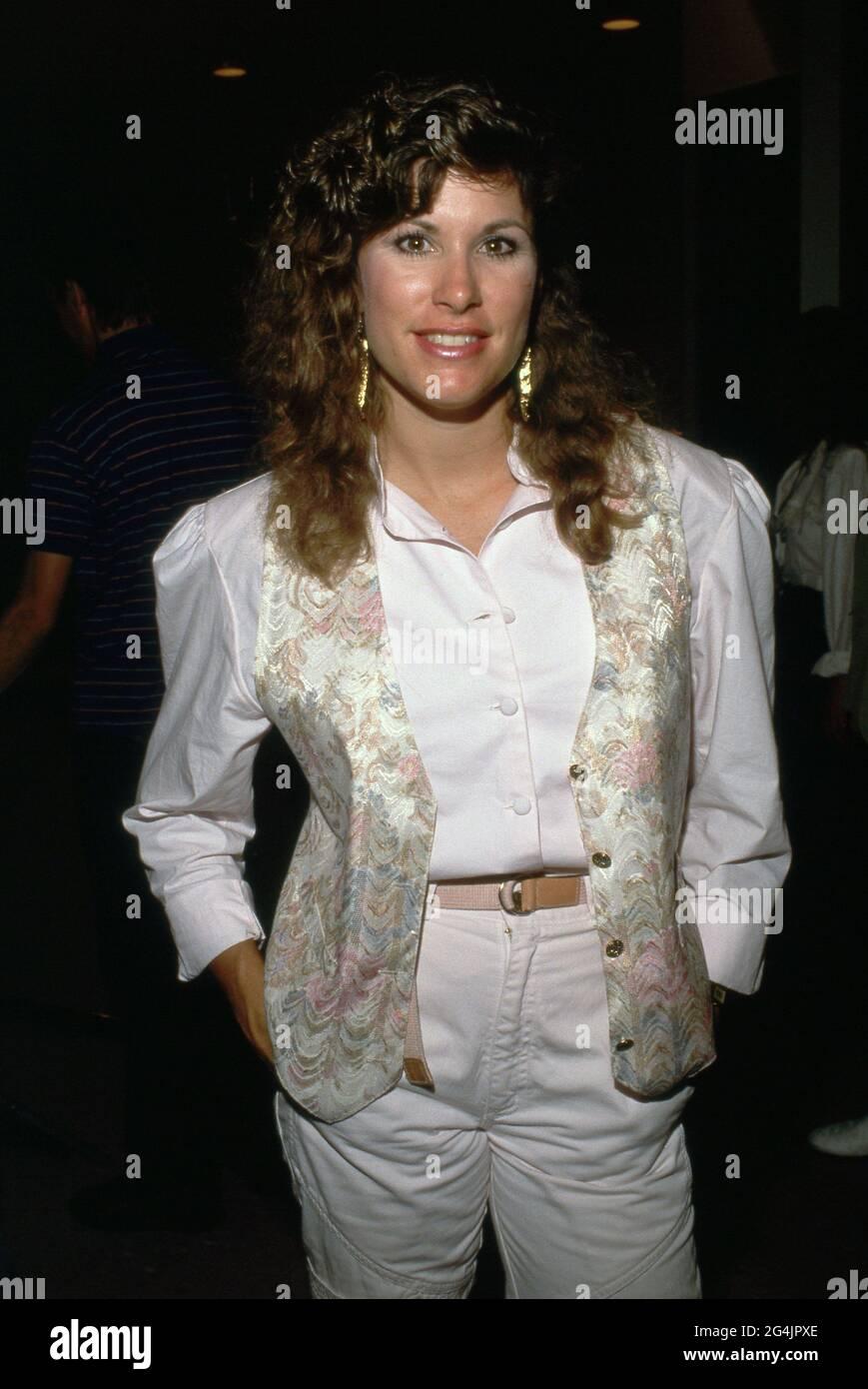 Judy Norton Taylor Circa années 80 crédit: Ralph Dominguez/MediaPunch Banque D'Images