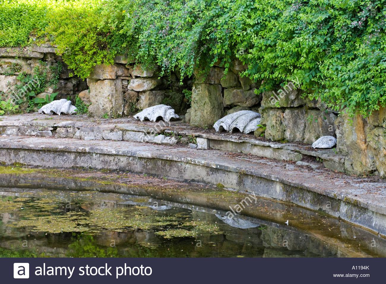 Sezincote Moreton In Marsh Gloucestershire Uk Peake Eau Exotiques