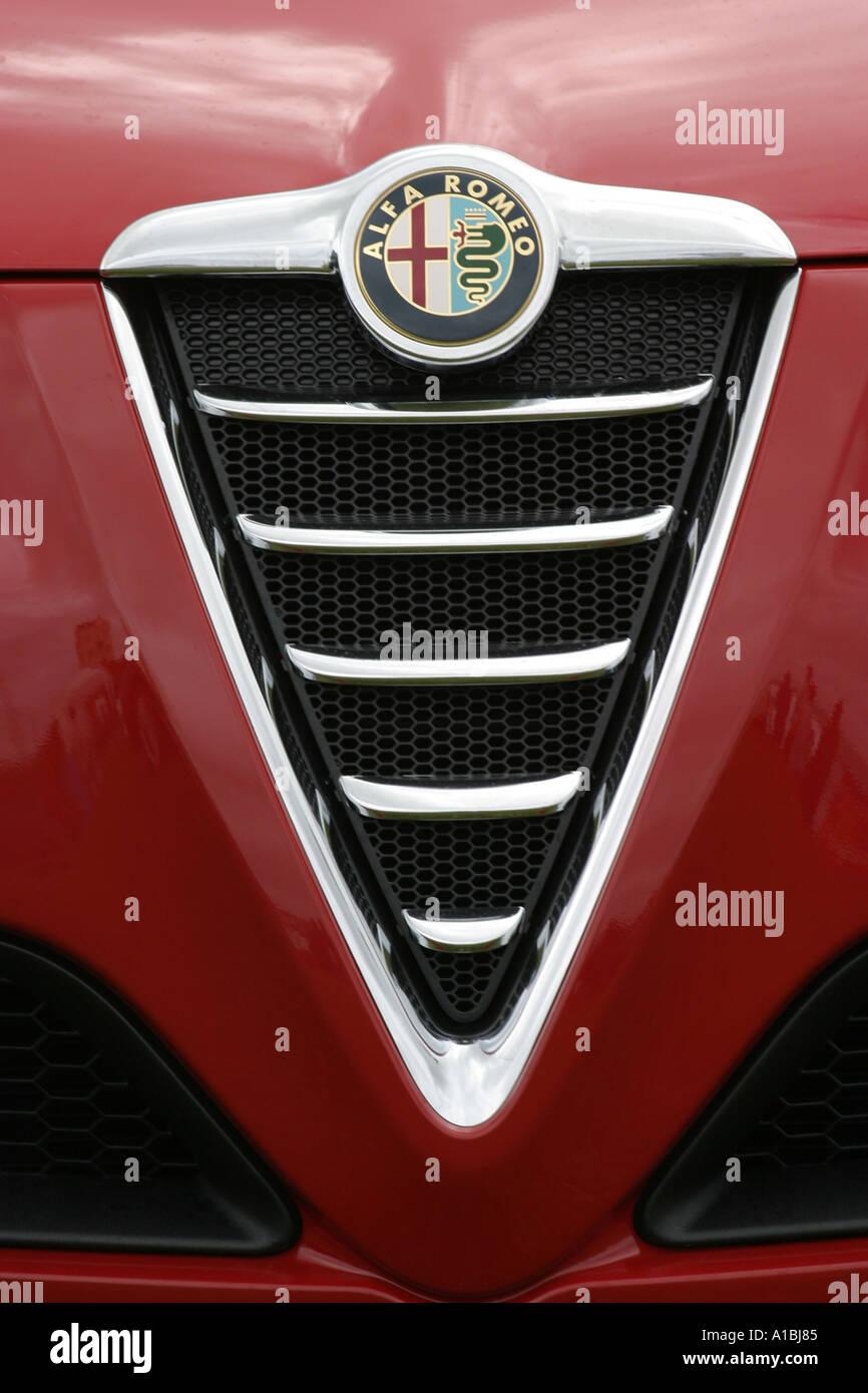 Grille de Calandre Avant Alfa Romeo Giulietta
