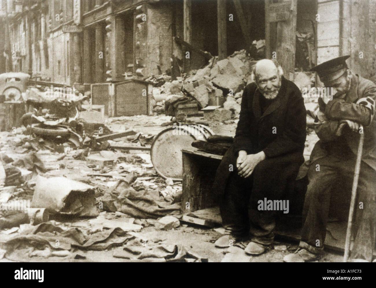 Les romans de guerre Photo Stock