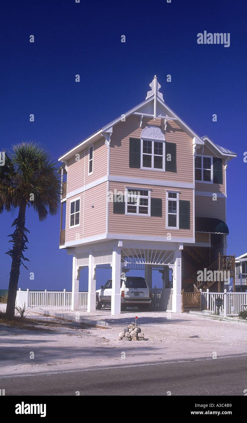 Floride Bradenton Beach une maison moderne près de la plage ...