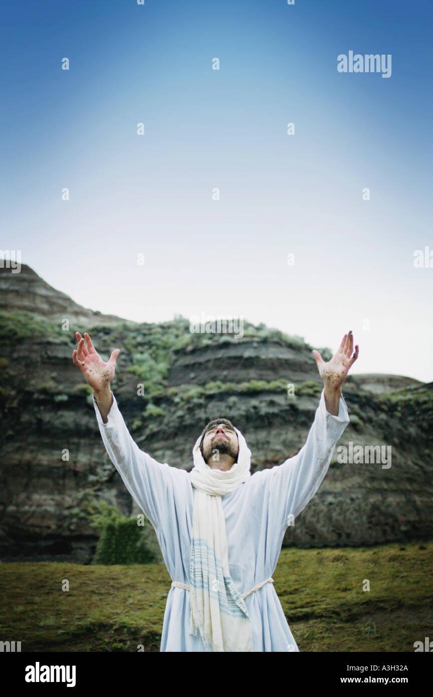 Religieux Photo Stock