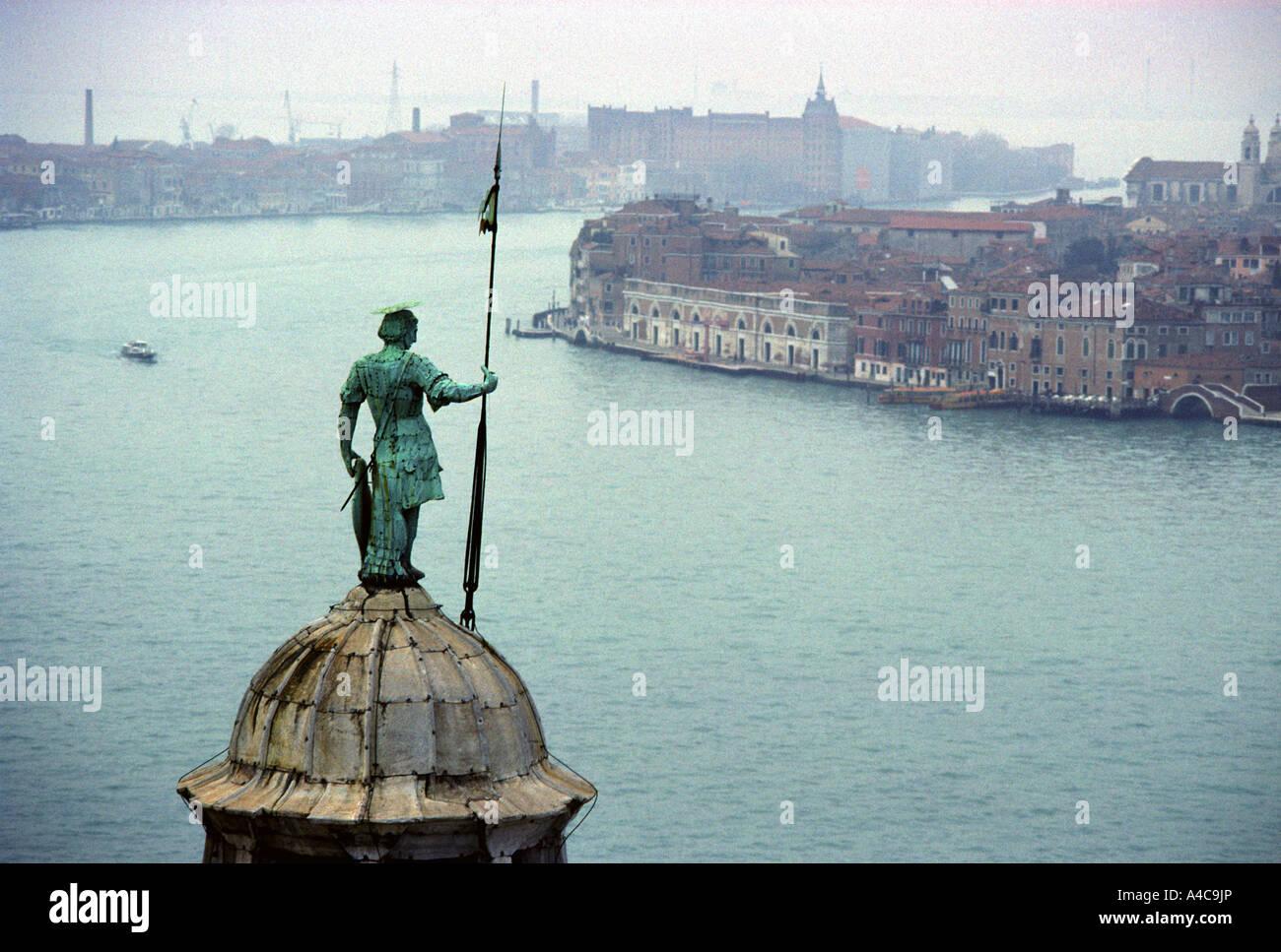 Grand canal, Venise, Italie Banque D'Images