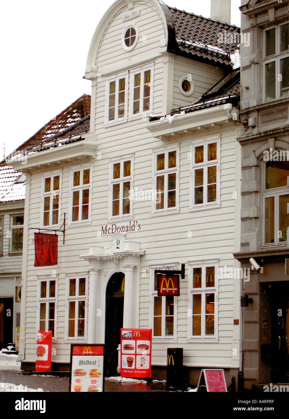 Mcdonalds Bergen