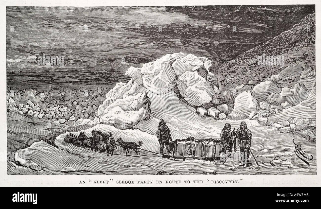 L Offre Canadienne Autochtone Inuit Esquimau Glace Neige