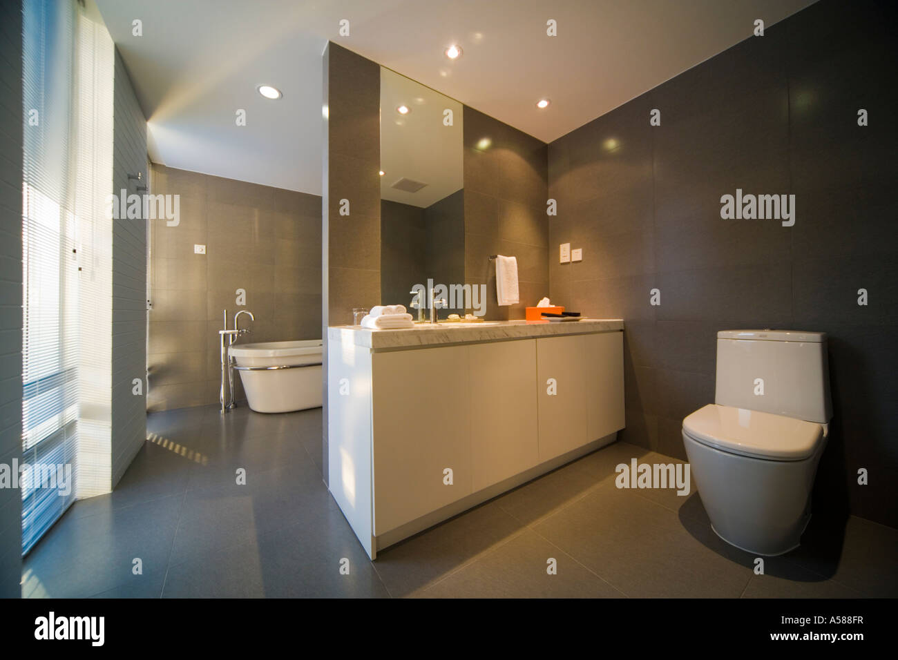 Objectif Zero Dechet Salle De Bain ~ toilettes et salle de bains dans maison foresti re 4 commune par le