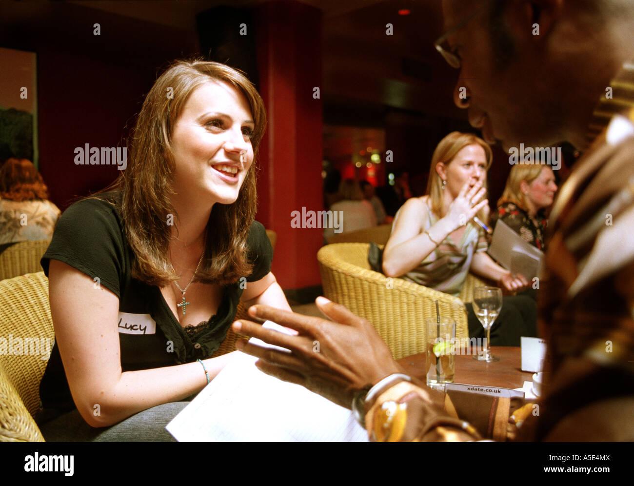 Speed Dating pour les professionnels de Londres
