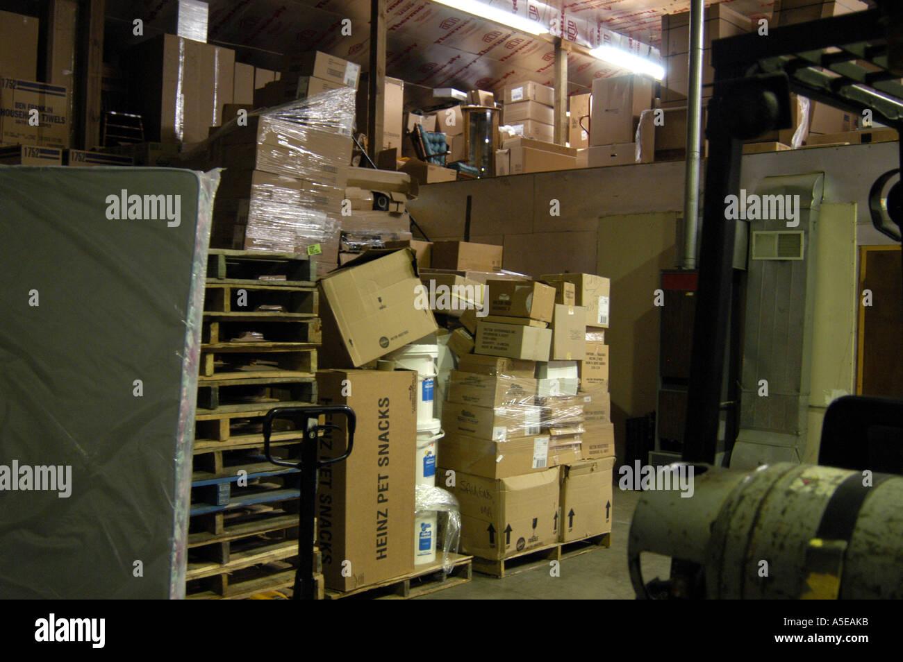 P3 131 2 d'entrepôt Photo Stock