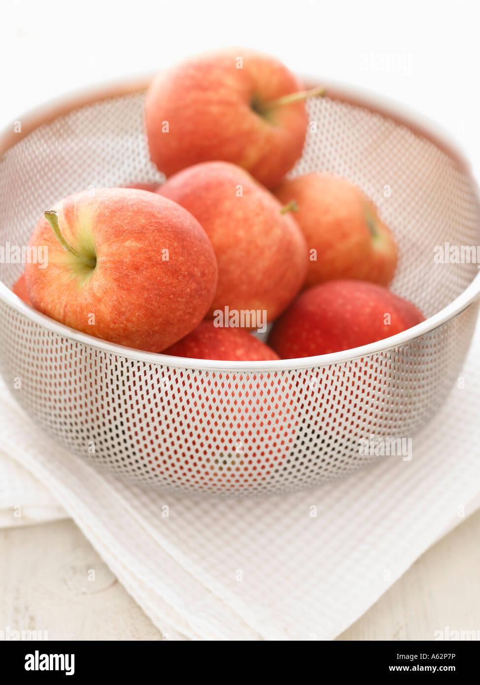 Still Life apples Photo Stock