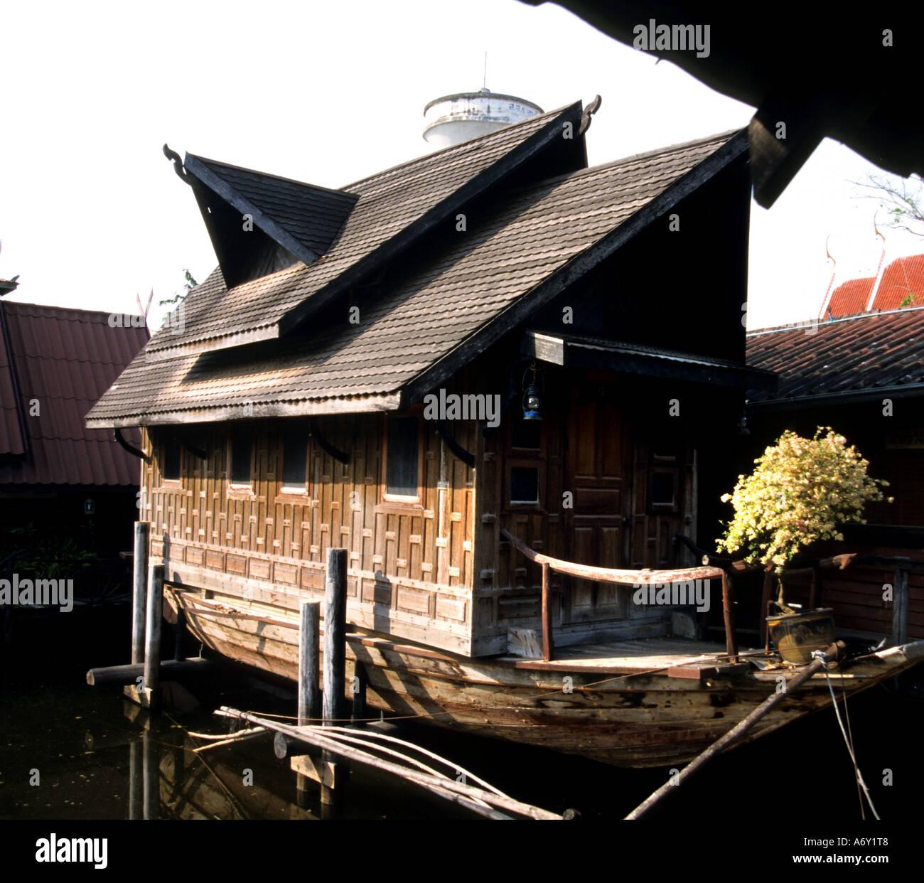 Chalet, cabane, chalet igloo Thaïlande Thai Asie Asie de l ...