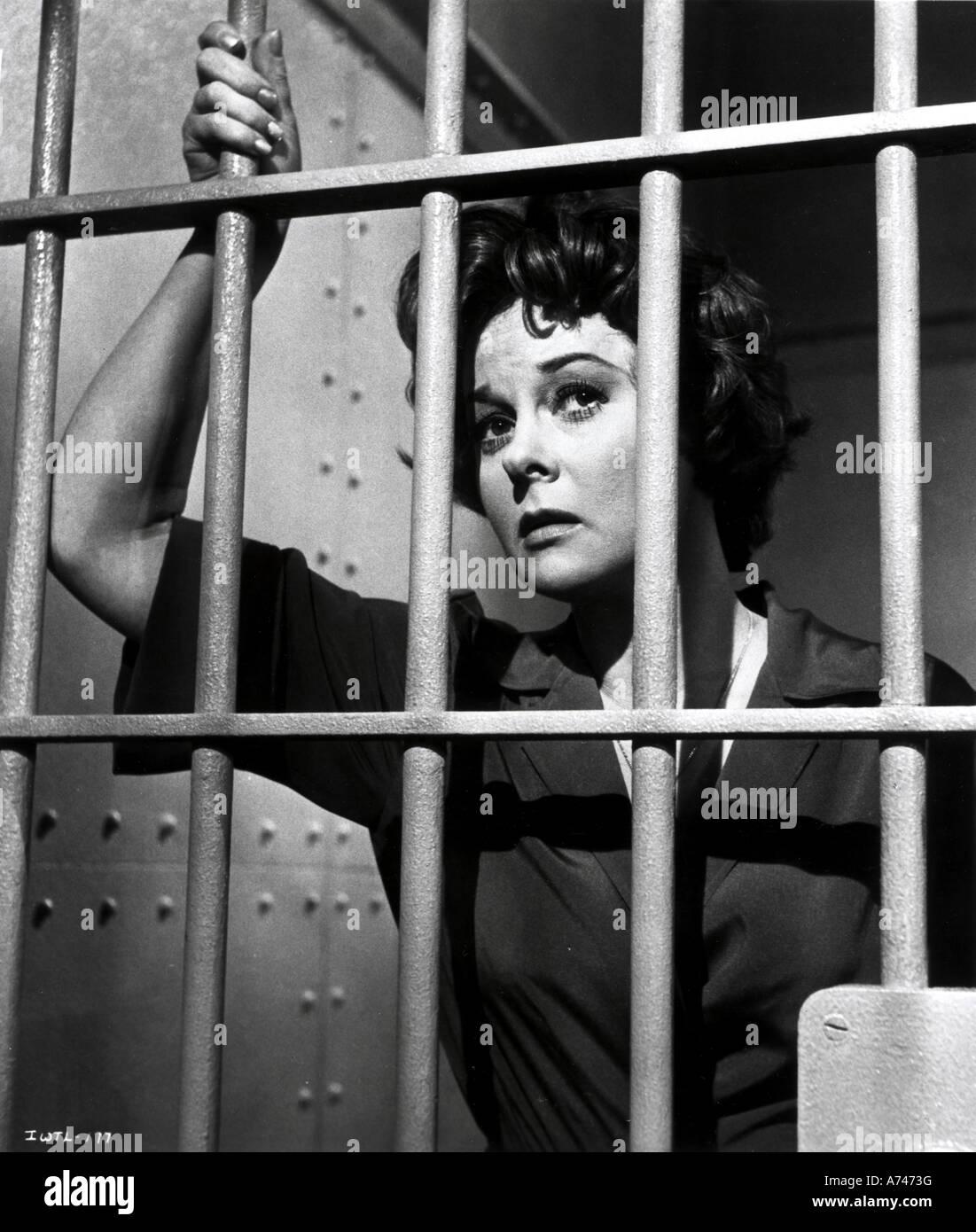 Je veux vivre 1958 UA film avec Susan Hayward Photo Stock