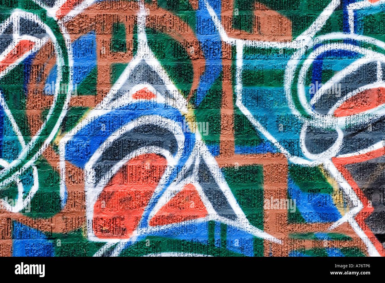 Peinture Murale 2 Brique De Couleur Brique Béton Multi Sur