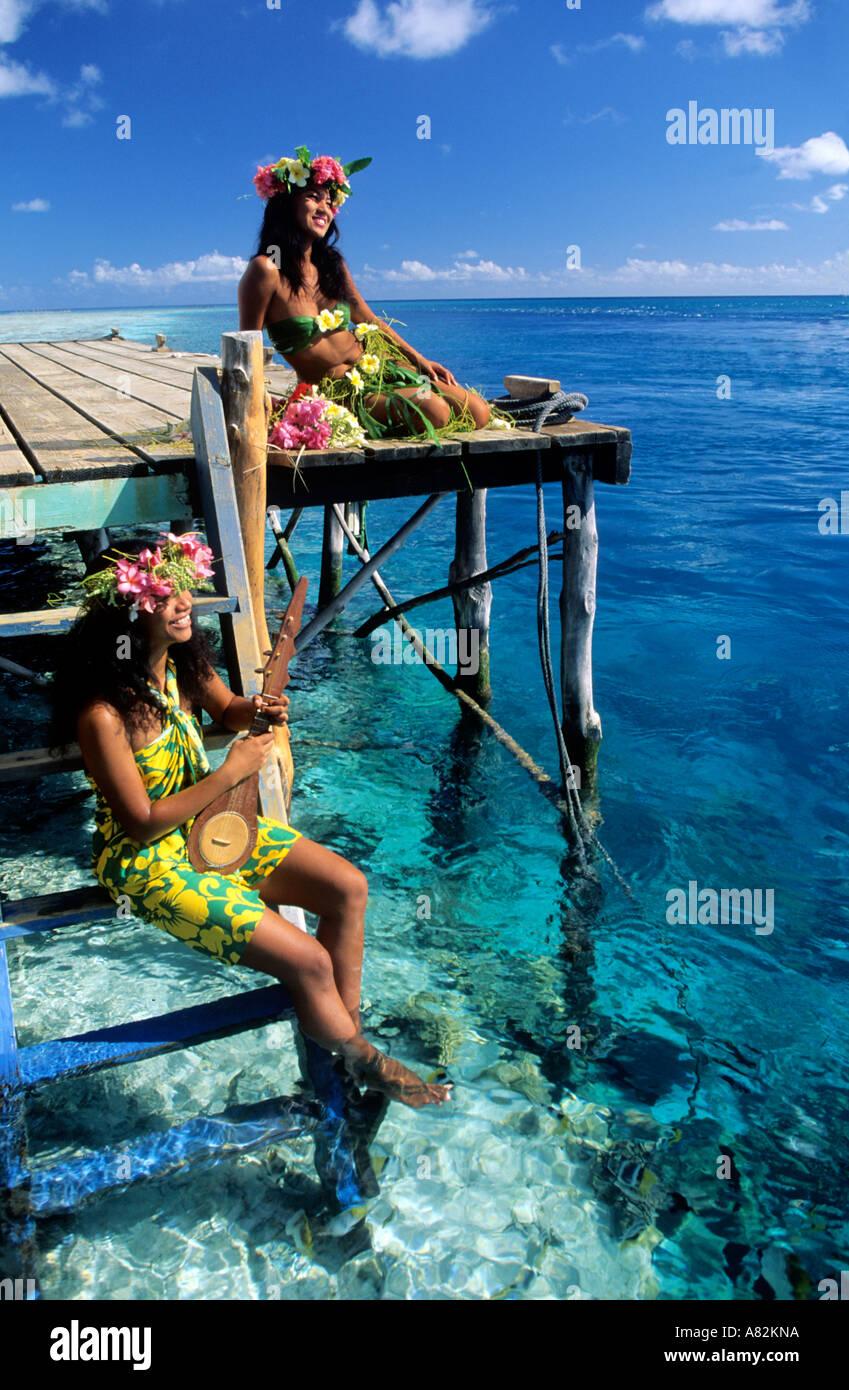 la france  la polyn u00e9sie fran u00e7aise  archipel des tuamotu