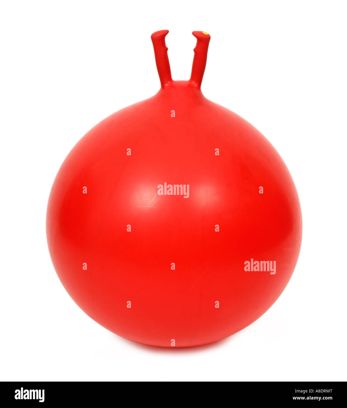 Red Space Hopper Photo Stock