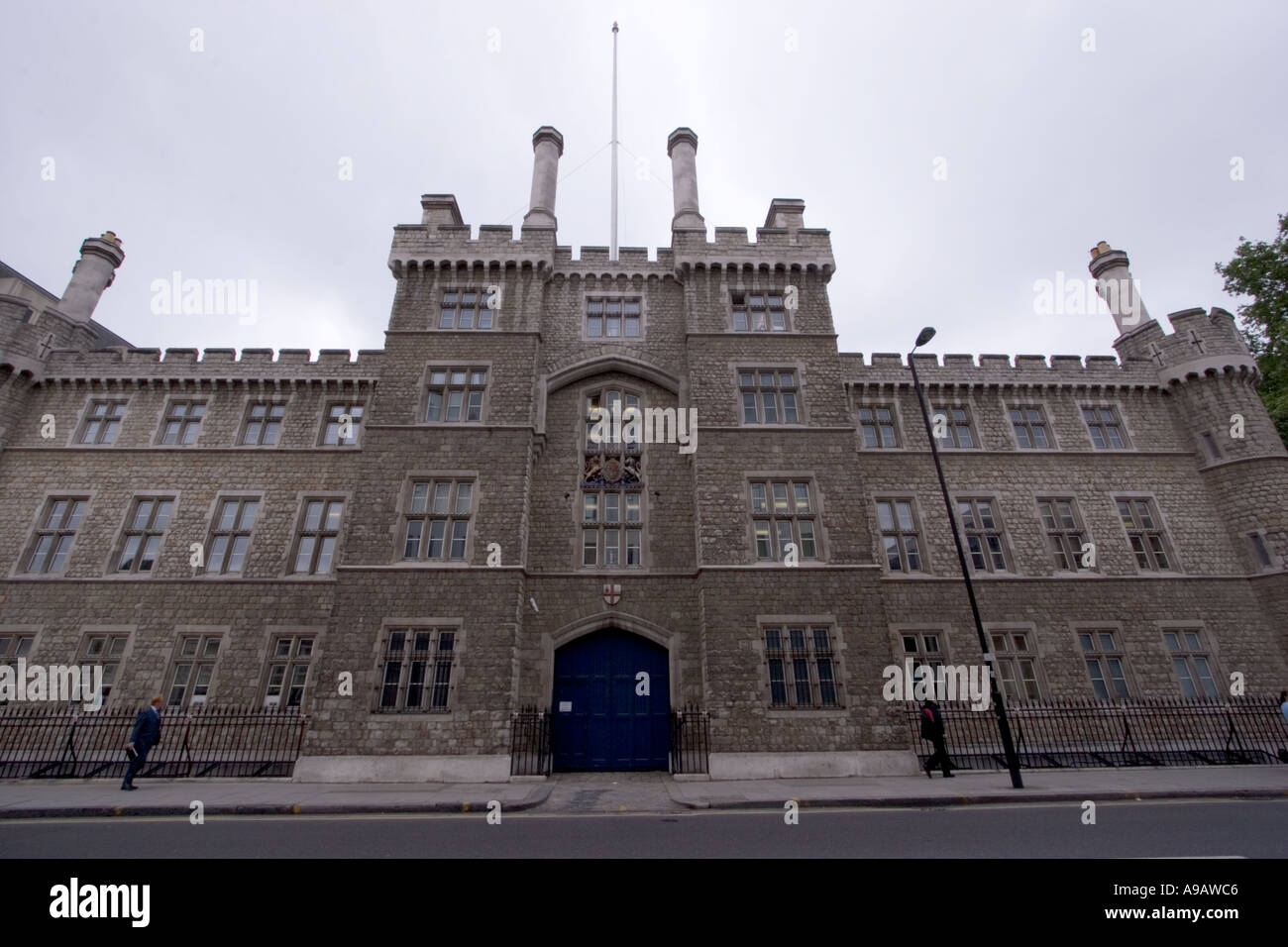 Honorable Artillery Company siège Armoury House Londres Photo Stock