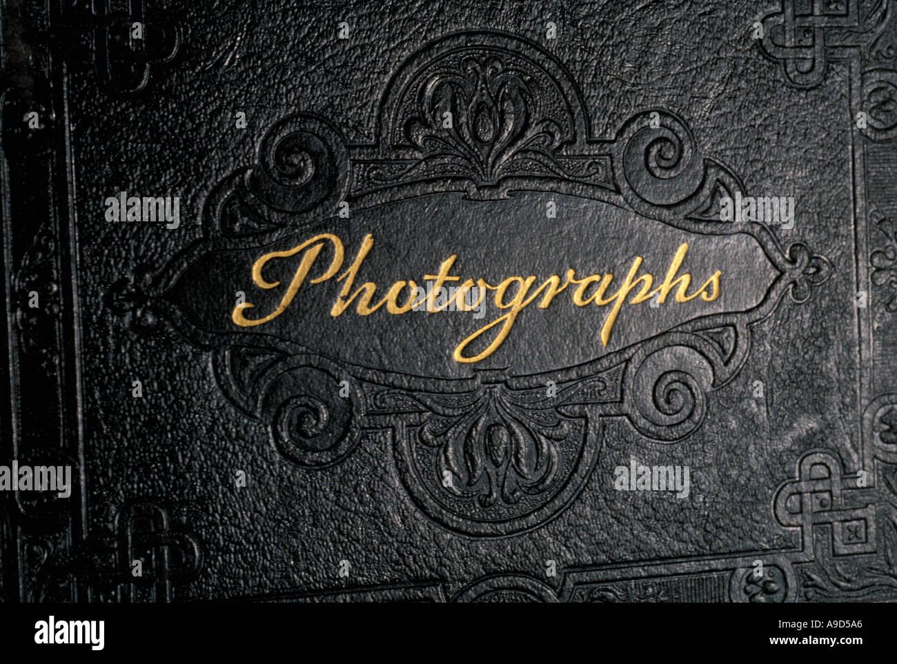Album photo Photo Stock