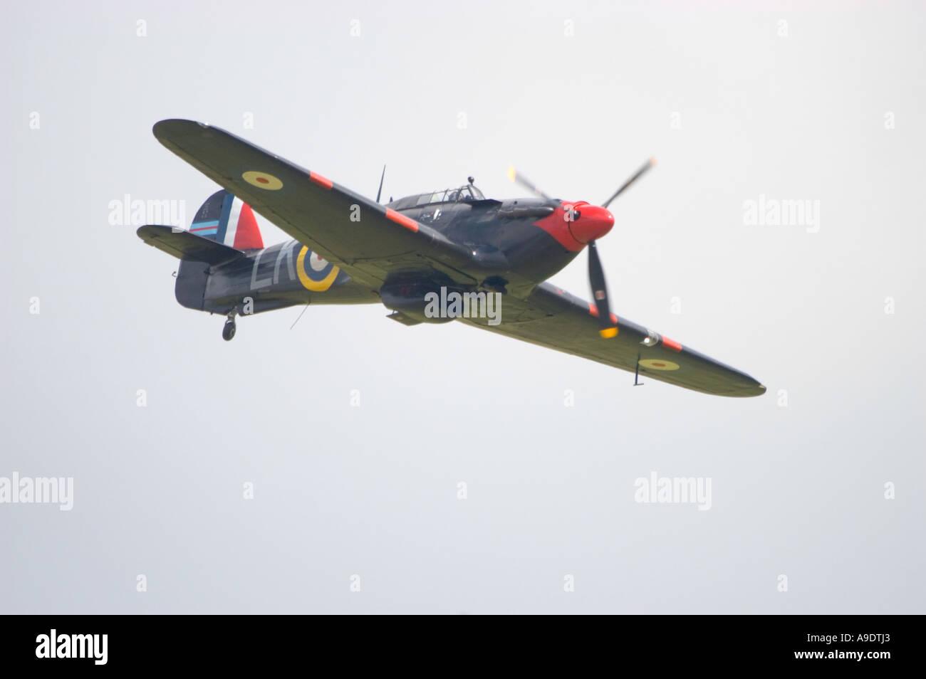 Hawker Hurricane Photo Stock